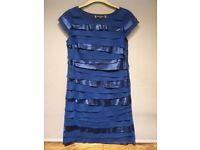 Royal Blue dress. Size 10. Principles