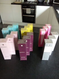Reduced! ~ Joblot of Virtual Brands (Smell like) Perfumes (18 bottles - Brand new/sealed)