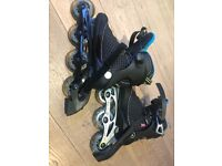 Inline skates in time for summer! Worn twice!