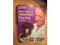 Veterinary Nursing textbooks