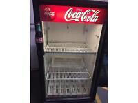Coca-cola fridge