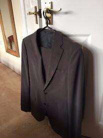 very smart stylish nearly new man's suit