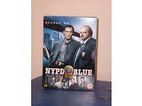 NYPD Season 2 DVD box set