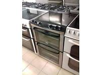 Zanussi 60cm electric cooker 120 only because of a little rust