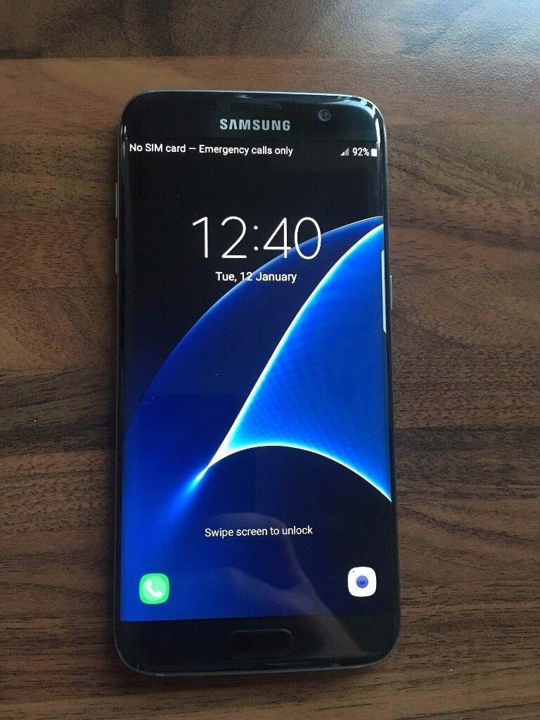Unlocked 32GB Samsung Galaxy S7 Edge