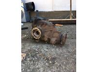 Welded diff e46 BMW
