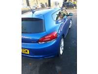 Beloved Blue Scirocco GT