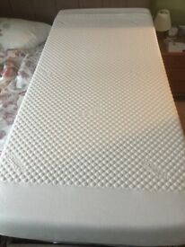 Tempur Cloud 90x200cm memory foam mattress