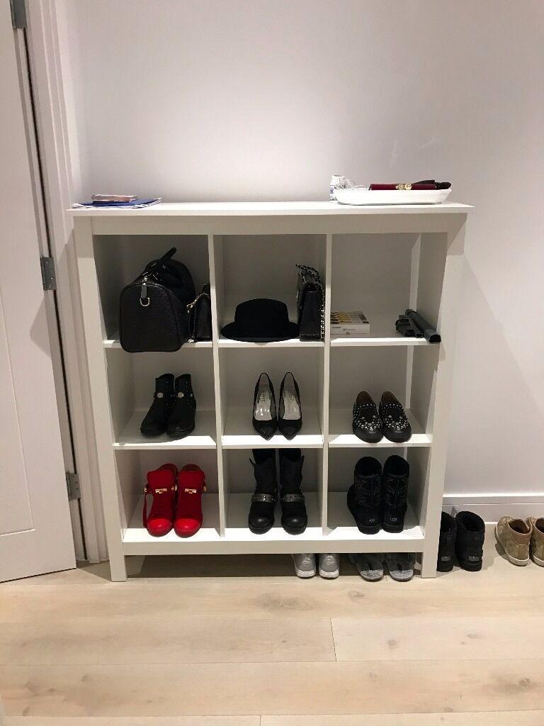 shelving unit tomn s white ikea in bournemouth dorset. Black Bedroom Furniture Sets. Home Design Ideas