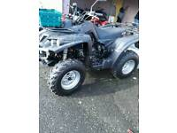 Access road legal quad 300cc