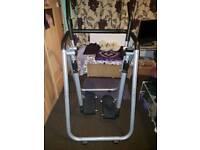 Carl Lewis air walker...foldable