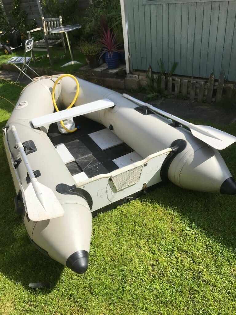 Inflatable dinghy with engine | in Yate, Bristol | Gumtree