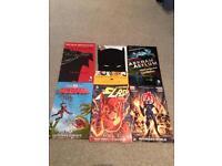 Comic books ,£4 each