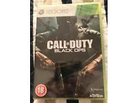 Call of Duty Black Ops Xbox New