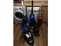 Vacuum cleaners £25 each