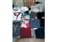 big bundle boys clothes - age 12/13