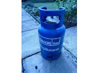 7 kg Butane Calor gas bottle (empty)