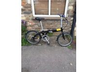 Folding Bike - ideal for commutes. Tern Link C7 in great condition