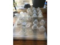 Tommee Tippee bottles and spare teats