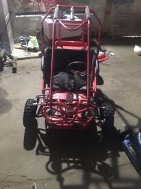 50cc lawnflite off road buggy not quad or bike