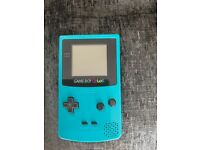 Nintendo game boy colour