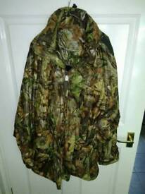 Deerhunter Advantage timber shooting coat