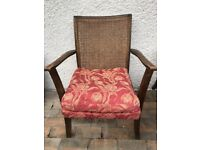 Bergere antique chair