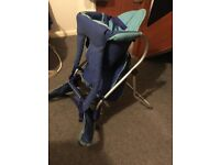Tomy rear baby carrier