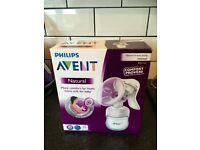 Phillips Avent breast pump