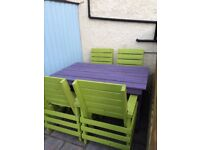 Table in Bristol Garden Furniture Sets for Sale Gumtree