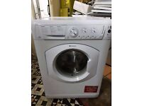 9KG Super Silent Hotpoint Washing Machine With Free Delivery