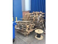 Free pallets southall