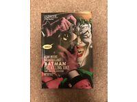 Batman The Killing Joke Deluxe Edition Graphic Novel 20th Anniversary Hardback