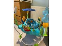 Finding Nemo Baby Jumperoo Bouncer