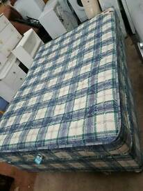 Double bed for sale good clean condition