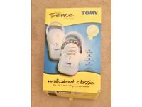 Baby Monitor - Tomy Walkabout Classic - Boxed & Mint Condition
