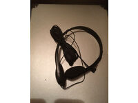 Stereo Headphones (lightweight - 28 with extra long leads)