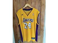 Kobe Bryant LA LAKERS NBA basketball jersey
