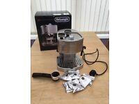 Delonghi EC330.S Espresso and Cappuccino Coffee Machine