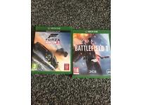 Xbox one games battlefield 1 forza horizon ghost recon fallout 4