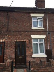2 Bed Terrace cottage house **available now**
