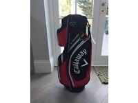 BRAND NEW Callaway Gold X Series Golf Bag - £55