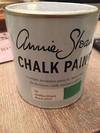 Annie Sloan chalk paint unopened