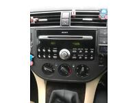 Sony ford stereo
