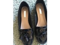 Primary loafers worn once size 6