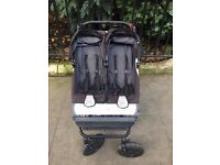 Mountain Buggy Duet with Carry Coat, Rain Cover and Travel Bag