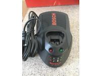 Genuine Bosch 10.8 V fast charger