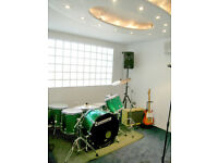 ✩Regular slots in music studio for your creative projects ➪ Bands, solo artists, producers, tutors