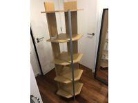 Free Hanging corner shelves
