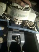 You have to see it to believe it. 1965 Elgin 2Hp.
